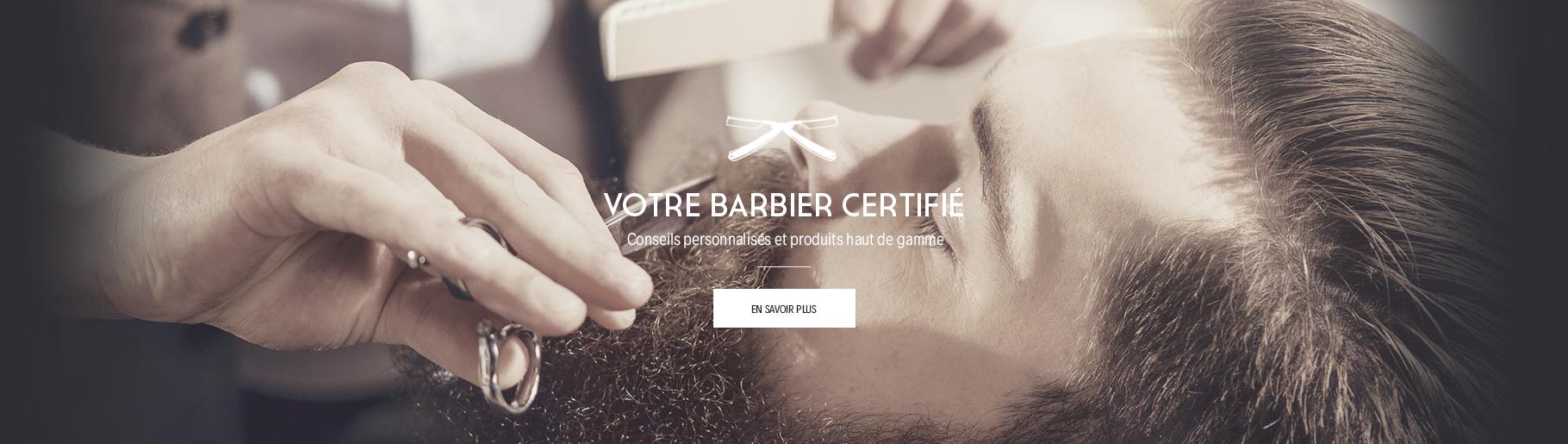 Slide barbe